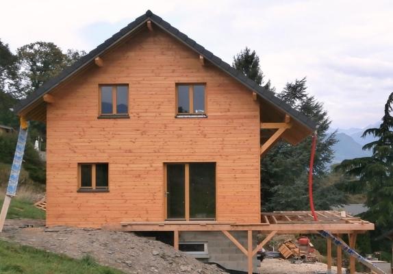 maison passive 1440 pontcharra la chapelle blanche. Black Bedroom Furniture Sets. Home Design Ideas