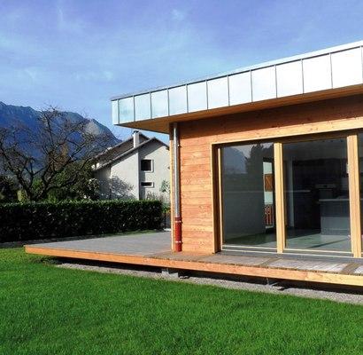 maison bbc 1358 albertville grignon 73 savoie maison ossature bois pollen. Black Bedroom Furniture Sets. Home Design Ideas